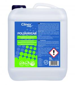 CLINEX Expert+ POLIWAX CAR 5L polimerowy hydrowosk