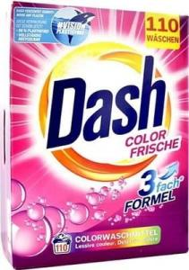 Dash Color 7,15kg proszek do prania 110 prań